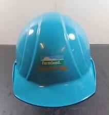 Erb Farmland Hard Hats Americana Standard Light Blue Size 6 12 8 12 Pack