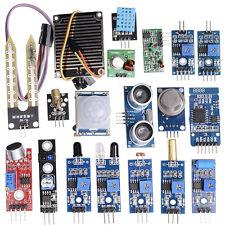 1pcs 16 In 1 Sensor Module Kit For Arduino New