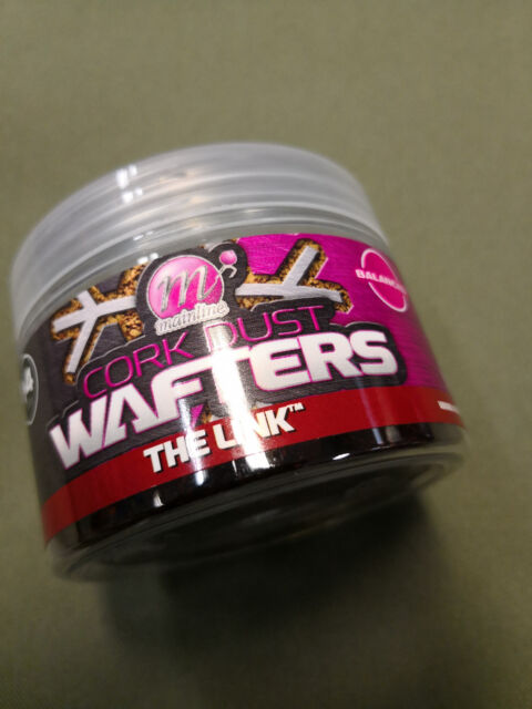 All Flavours Mainline Carp Fishing Dedicated Cork Dust Wafters