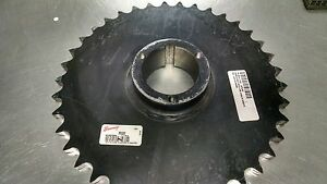 Browning 80Q38, Sprocket, #80 chain, 38t, New