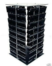 EARRING ROTATING DISPLAY STAND REVOLVING 200 CARDS