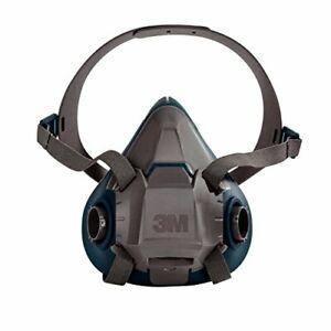 3M-6501-Small-Rugged-Comfort-Half-Facepiece-Reusable-Respirator