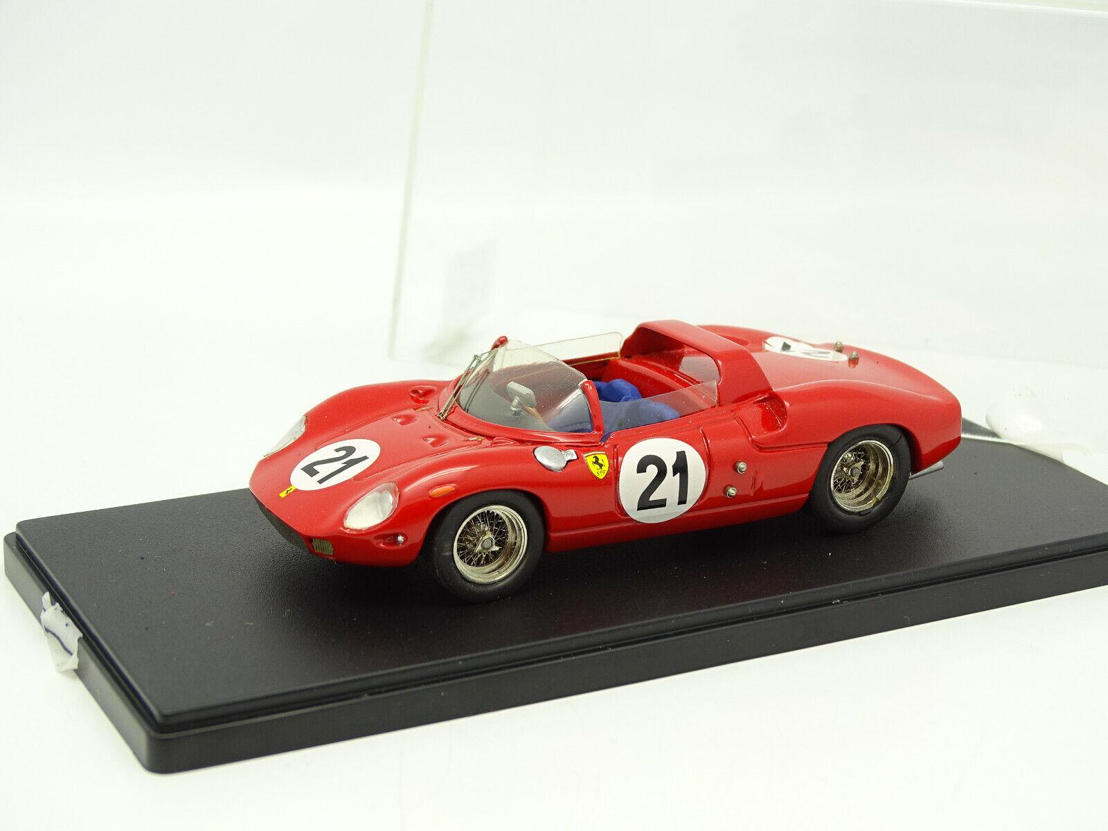 AMR Bam Kit Montado 1 43 - Ferrari 250P Winner Le Mans 1963 N º 21