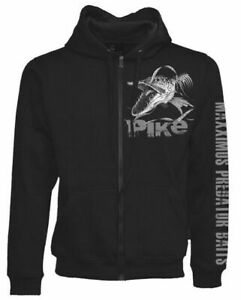 Maxximus-Angry-Skeleton-Pike-Hoody-Black-Size-LARGE