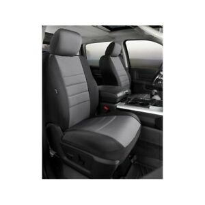 FIA OE39-39CHARC OE Series Front Bucket Seat Cover Charcoal for 2013-17 Ram 1500