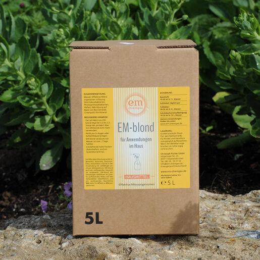 EM- blond  10 l Bag in in in Box zur Haustier- und Pferdepflege 5fdd6c