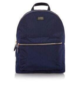 RALPH-LAUREN-Backpack-Chadwick-Navy-Nylon-Medium
