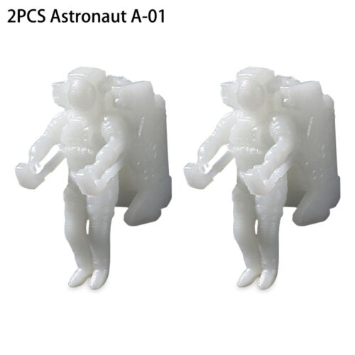 Craft Planet Astronaut Filling Molds UV Epoxy Resin Mould Jewelry Making Tool