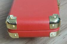 Cue Case Corner Protectors To Protect Your Leather Cue Case.........