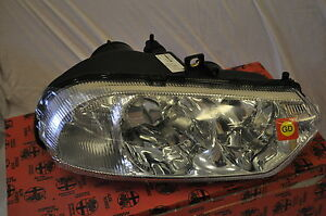 ALFA-ROMEO-156-RH-HEAD-LAMP-GENUINE-60626190