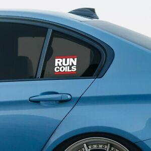 034-Run-Coils-034-lowered-car-vinyl-window-sticker-static-stance-suspension-coilover