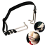 miniature 1 - Mund-Gag-Leder-Offenen-Haken-Stecker-Beisen-Bondage-Erotische-Erwachsene-spiele