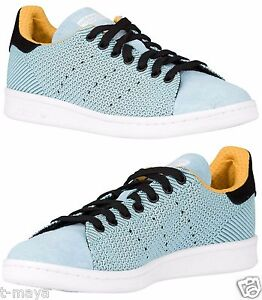 stan smith homme bleu daim