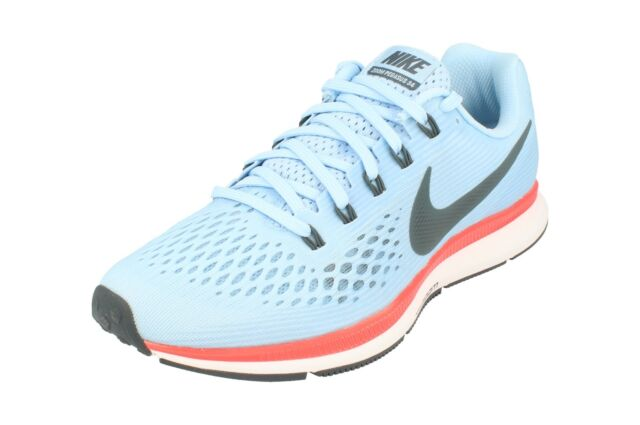 a46f2db2f708 Nike Air Zoom Pegasus 34 Mens Running Trainers 880555 Sneakers Shoes 404