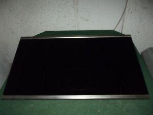 glas f r gaggenau ck494115 90cm autarkes ceranfeld kochfeld a4 ebay. Black Bedroom Furniture Sets. Home Design Ideas