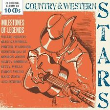Various Artists - Country & Western Stars (2017)  10CD Box Set  NEW SPEEDYPOST
