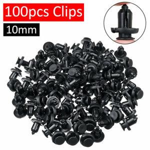 100PCS-Auto-Car-Plastic-Rivet-Fasteners-Push-Pin-Trim-Bumper-Fender-Panel-Clips