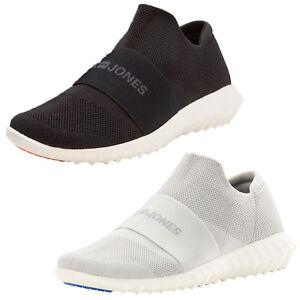 260b7afa4021f7 Jack   Jones Drake Trainers Mens Fashion Moc Strap Mesh Sneakers ...