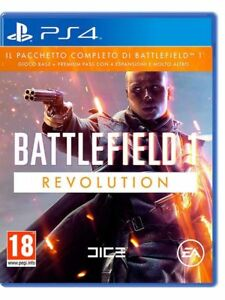 VIDEOGAMES-BF1-REVOLUTION-PS4-ITALIANO-PLAYSTATION-4-BATTLEFIELD-1-REVOLUTION