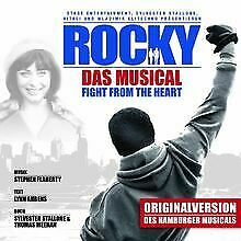 Rocky-das-Musical-von-Musical-Original-Cast-CD-Zustand-gut
