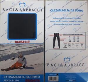 COLLANT-UOMO-BACI-E-ABBRACCI-ART-119-SENZA-PIEDE-CON-APERTURA-FRONTALE-FELPATO