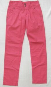 Women's Chino Trousers Women's Size 34 L34 Model Lala Ankle great condition