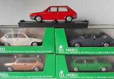 Scottoy Tel Model Fiat Ritmo White Gold Grey or Green 1/43 White Metal