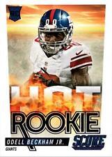 2014 Score Hot Rookies #HR7 Odell Beckham Jr. Giants