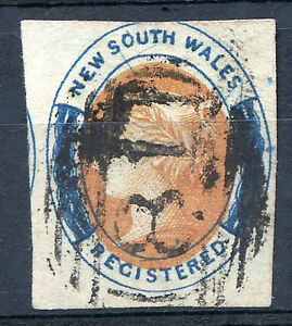 BRITISH-NEW-SOUTH-WALES-Yvert-1-a-Used-NICE