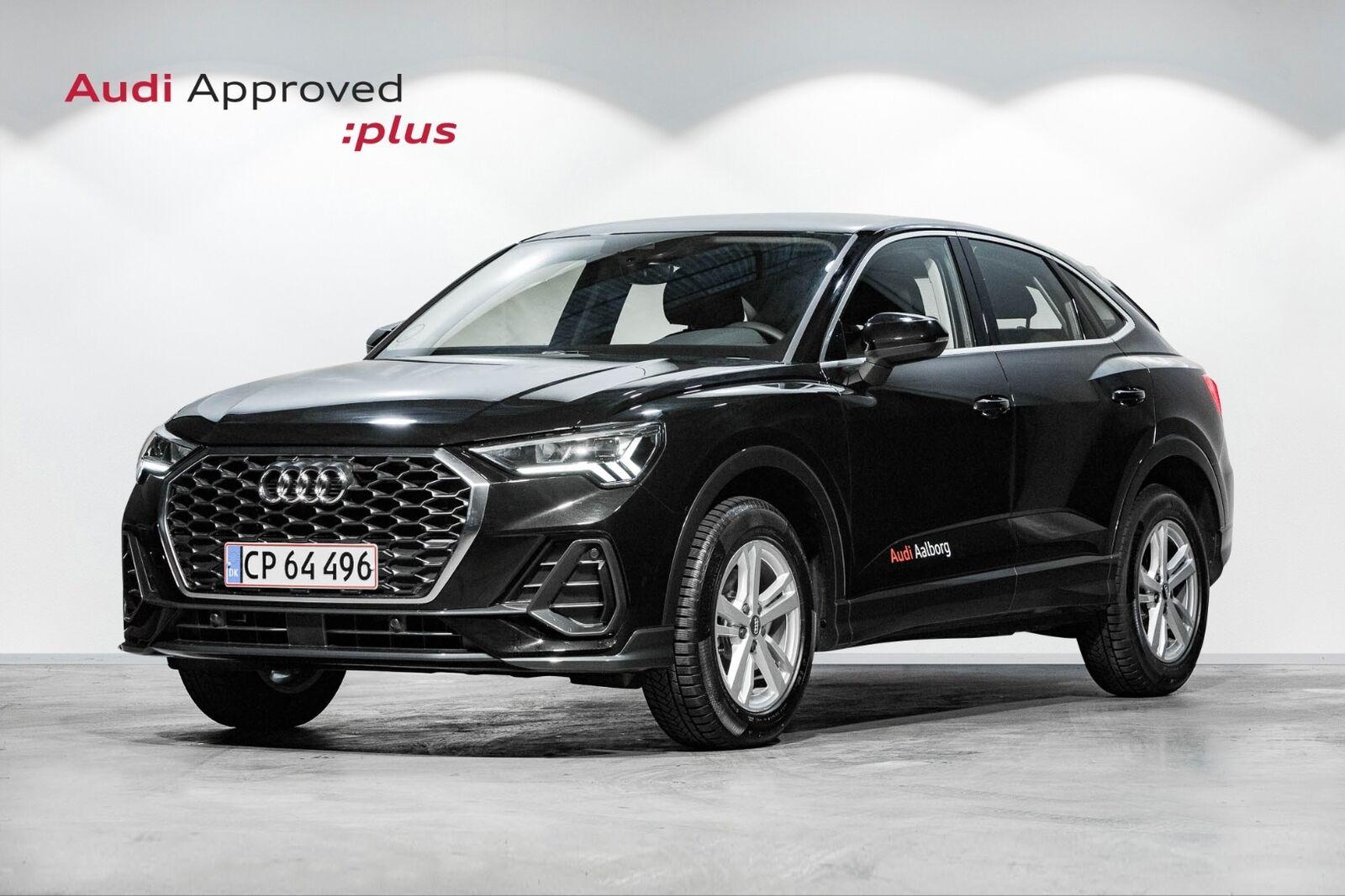 Audi Q3 35 TFSi SB S-tr. 5d - 428.000 kr.