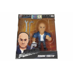 Fast and Furious Dominic Toretto with Tools 6 Inch Figure M306