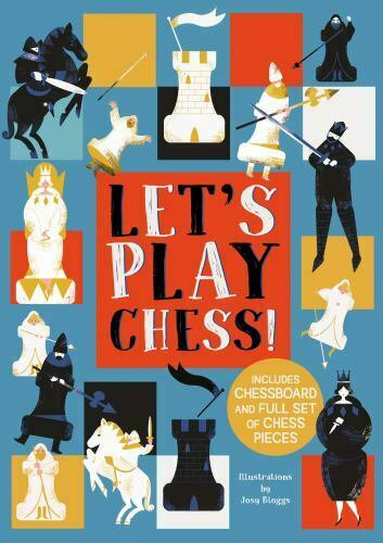 Buy Best Let's Play Chess!: Includes Chessboard and Full Set of Chess Pieces (Board Book).