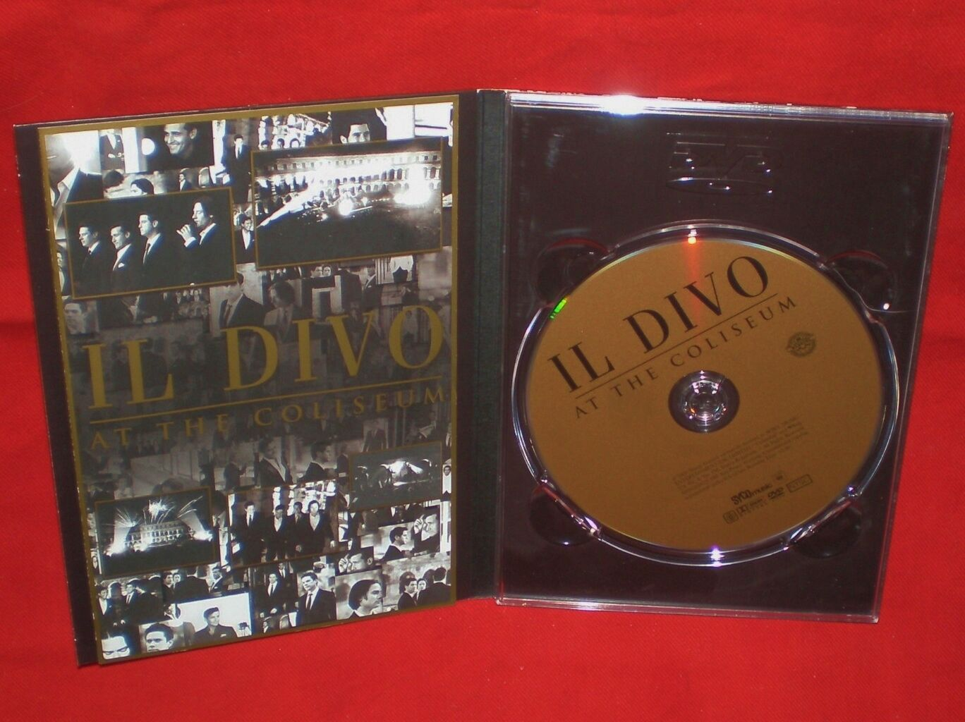 COLISEUM THE DVD BAIXAR AT IL DIVO