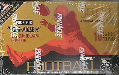 1996 Select '96 Factory Sealed Football Hobby Box  Eddie George RC ROOKIE ???