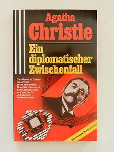 Agatha-Christie-Ein-diplomatischer-Zwischenfall-Krimi-Roman-Hercule-Poirot