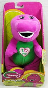 Details about NEW Fisher Price I Love You Barney 10