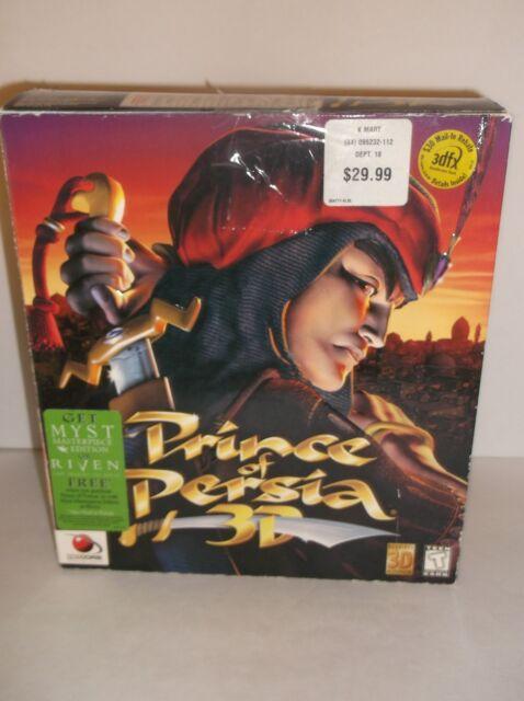 Prince of Persia 3D - PC Big Box