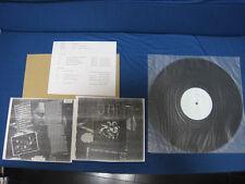 The Jam Live at The Roxy UK Test Press Vinyl LP Paul Weller Style Council