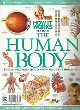 HOW IT WORKS,  BOOK OF HUMAN BODY, 2013 (FULL OF FUN FACTS & AMAZING PICTURE