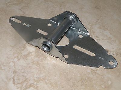 Heavy Duty 14 Gauge Steel #1 Garage Door Hinge with Galvanized Finish Residential//Light Commercial Garage Door Replacement