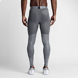 51afcfadab Details about Nike Pro Hypercool Max Men`s Running Training Tights Black or  Grey