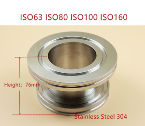 ISO80-100-160-to-ISO63-80-100-Straight-Nipple-Reducer-High-Vacuum-Fitting
