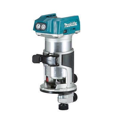 Makita DRT50ZX4 18-Volt LXT Lithium-Ion Brushless Compact Router (Tool Only)