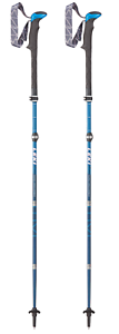 6492062 LEKI Micro Vario Carbon Trekking Bastoni Trekking faltstock-ART n