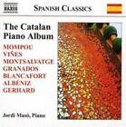 The Catalan Piano Album (CD, Oct-2007, Naxos (Distributor))