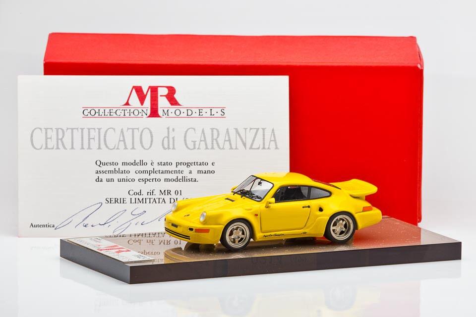 godendo i tuoi acquisti MR PORSCHE 911 911 911 964 TURBO S 1 43  all'ingrosso a buon mercato