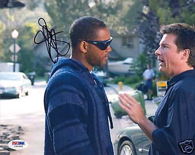 "Jason Bateman Signed ""hancock"" 8x10 Photo Psa/dna Coa Reasonable Price Autographs-original Movies"