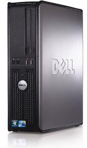 PC-DELL-OPTIPLEX-380-INTEL-CORE-2-DUO-E8500-2x-3-16GHz-160GB-HDD-2GB-RAM-DESKTOP