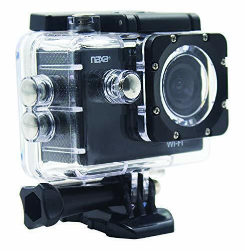 Naxa Ndc-407 Waterproof Action Camera (ndc407) Featured