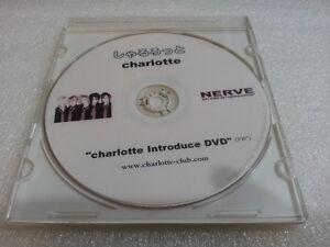 syarurotto NERVE charlotte Introduce DVD PROMO SAMPLE RARE Japanese Rock OOP VK